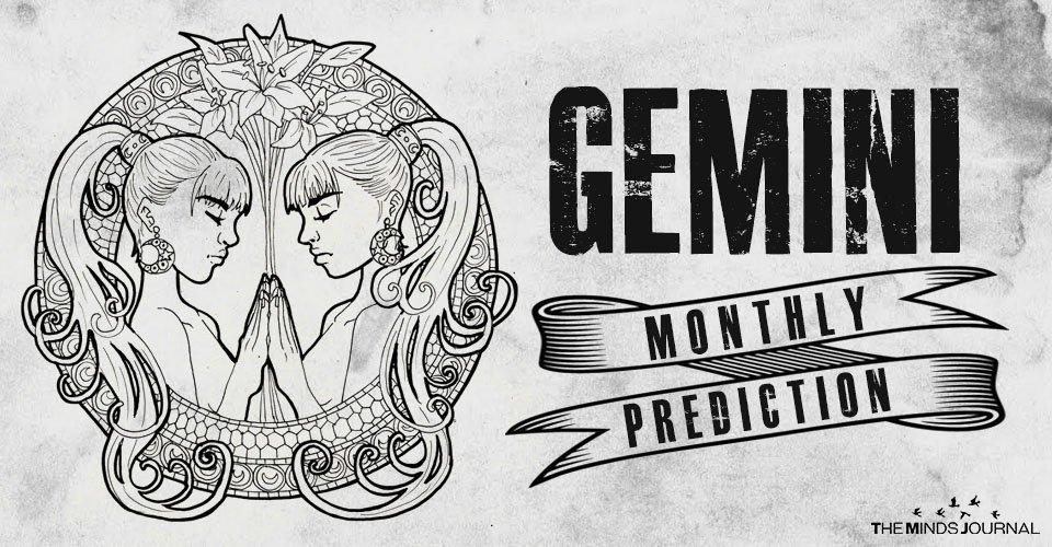 Gemini Monthly Prediction