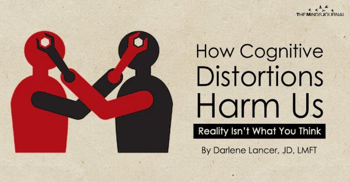How Cognitive Distortions Harm Us