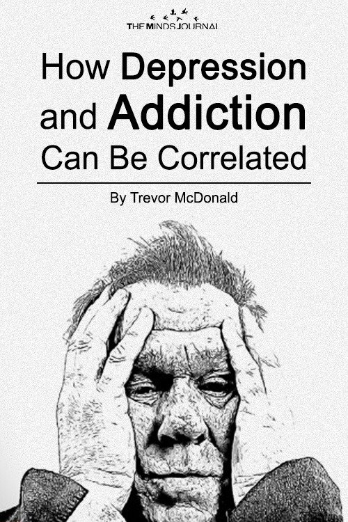 How Depression and Addiction Can Be Correlated