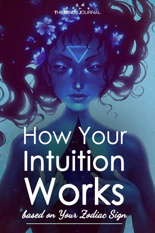 How Your Intuition Works based on Your Zodiac Sign