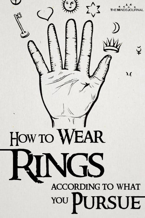 How to Wear A Ring