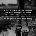 I Don't Think People Realize How Much Strength It Takes