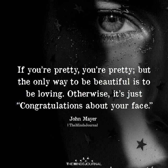 If You're Pretty, You're Pretty