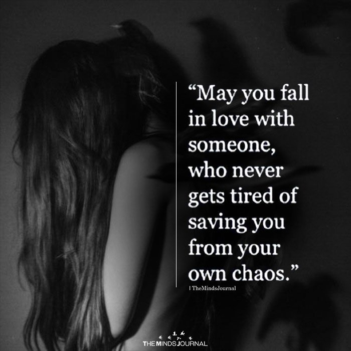 May You Fall In Love With Someone