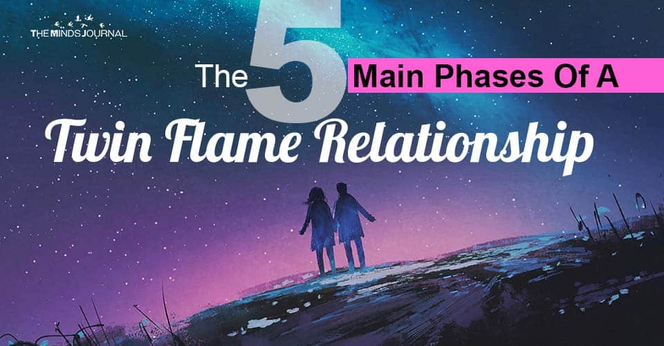 Phases of Twin Flame Relationship