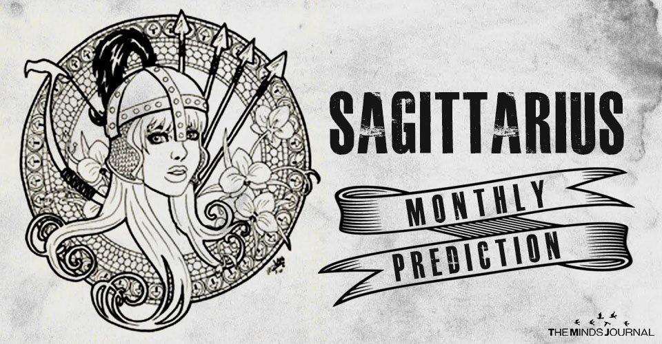 Sagittarius Monthly Prediction