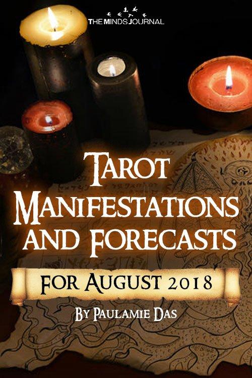 Tarot Manifestation Reading For August 2018