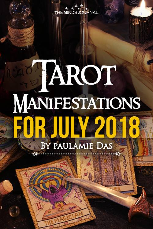 Tarot Manifestation Reading For July 2018