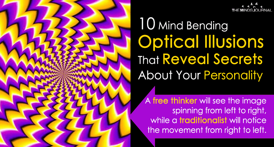 20fec3866097 10 Mind Bending Optical Illusions That Will Help Reveal Secrets About Your  Personality