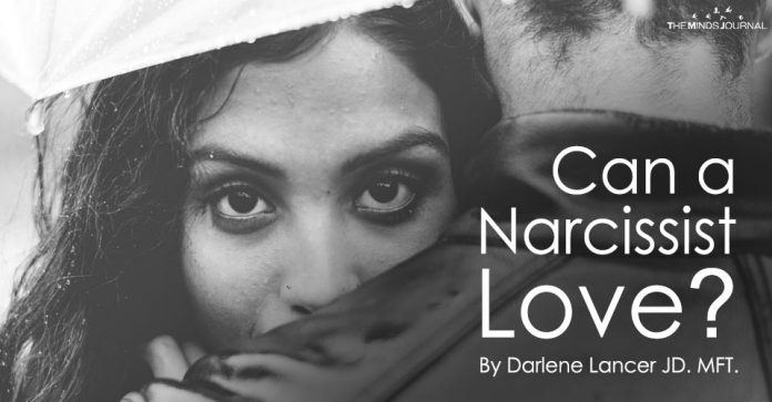 Can a Narcissist Love?