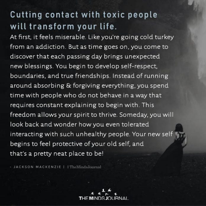 Cutting-Contact-With-Toxic
