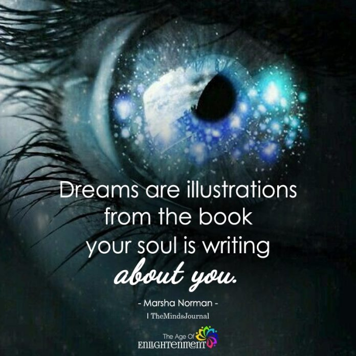 Dreams Are Illustrations From The Book