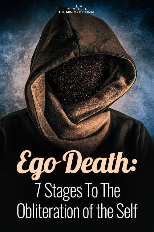 Ego Death: 7 Stages To The Obliteration of the Self