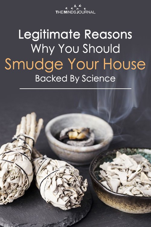 Legitimate Reasons Why You Should Smudge Your House Backed By Science