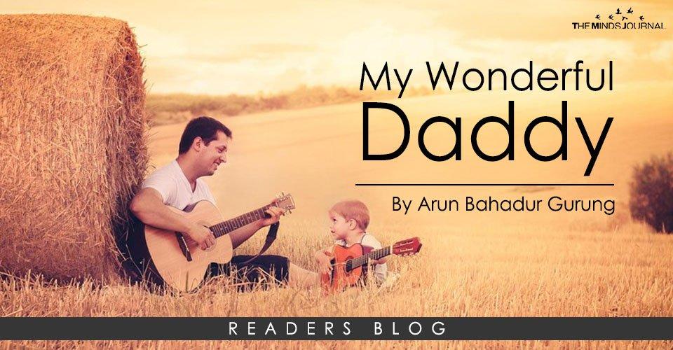 wonderful daddy