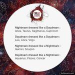 Nightmare vs Daydream