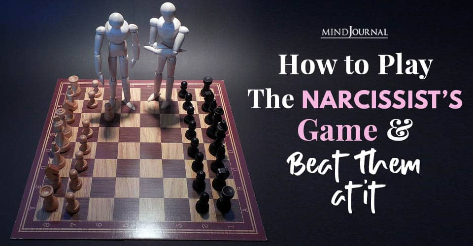 Play Narcissist Game Beat Them