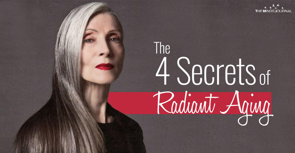 The 4 Secrets of Radiant Aging