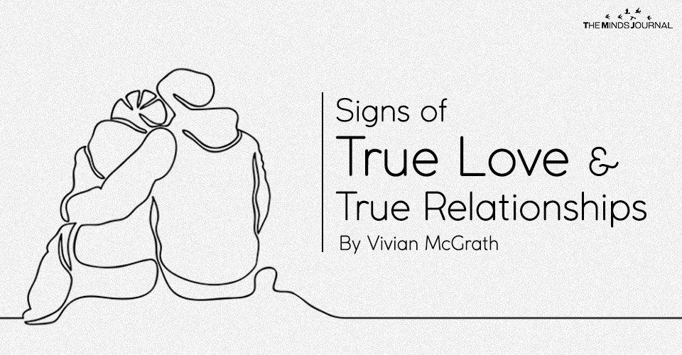 Signs of True Love & True Relationships