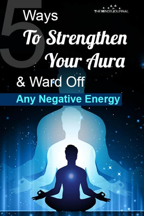 Strengthen Aura Ward Off Negative Energy pin