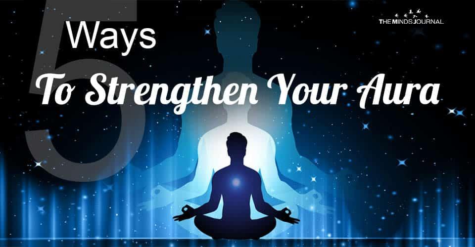 Strengthen Aura Ward Off Negative Energy