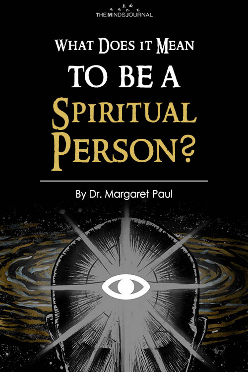 What Does it Mean to be a Spiritual Person