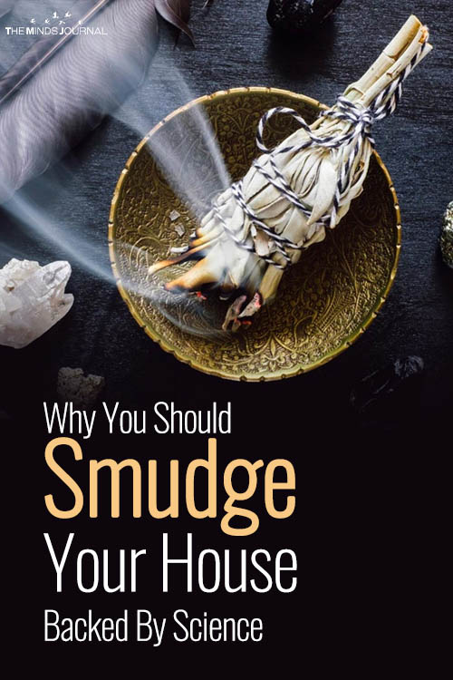 Why You Should Smudge Your House Backed By Science