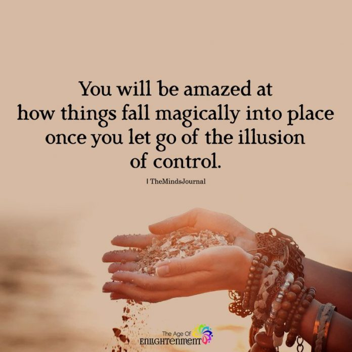 You Will Be Amazed At How Things Fall Magically