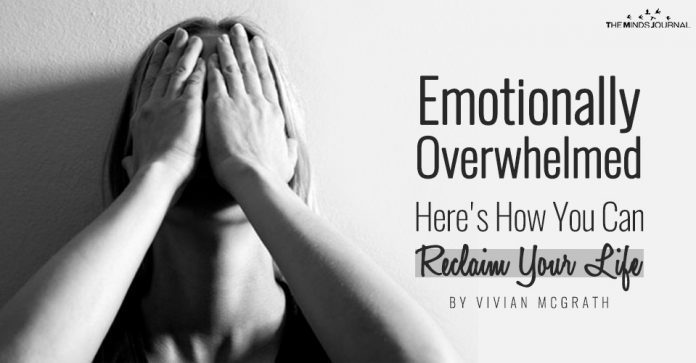 emotionally overwhelmed