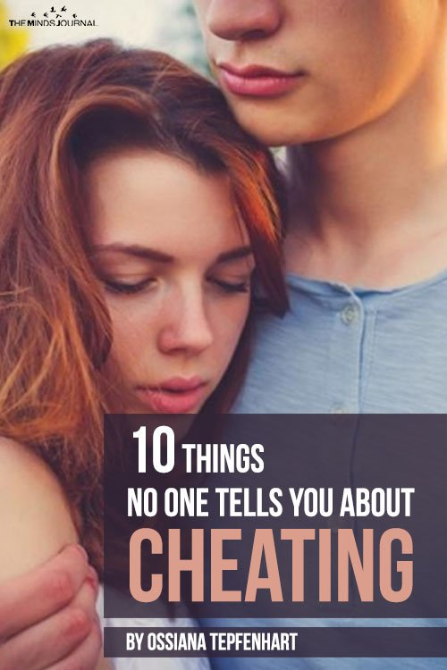 10 Things No One Tells You About Cheating