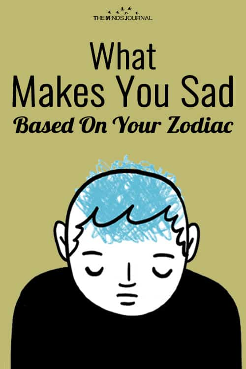 Depression Triggers: What Makes You Sad Based On Your Zodiac Sign