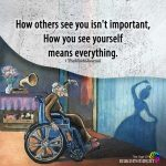 How Others See You Isn't Important