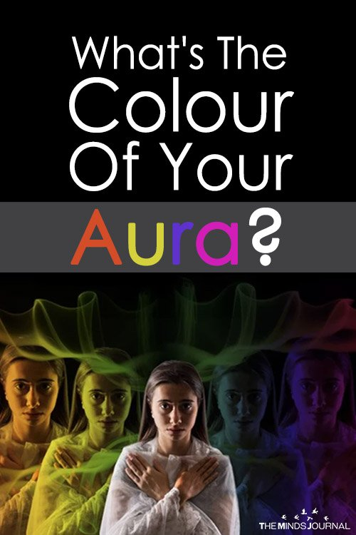 How to See your Aura and the Colours