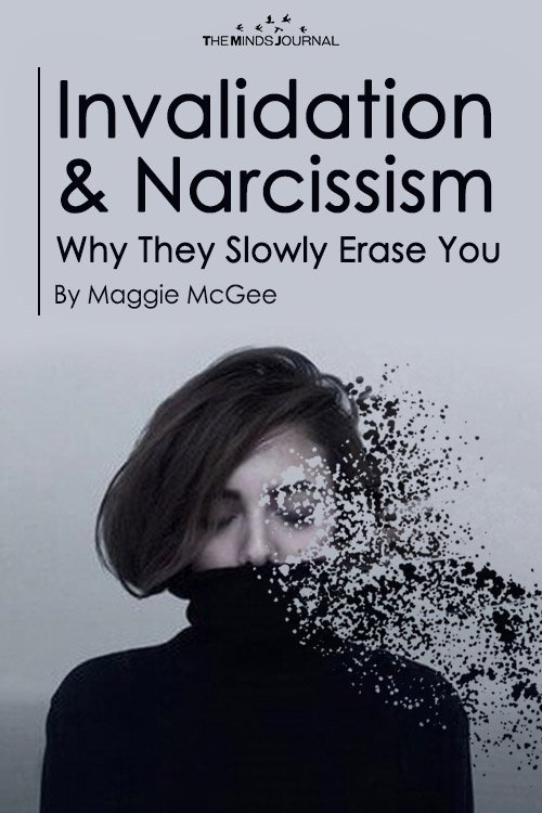 Invalidation and Narcissism Why They Slowly Erase You
