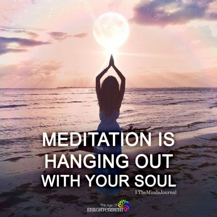 meditation as a way to attract love