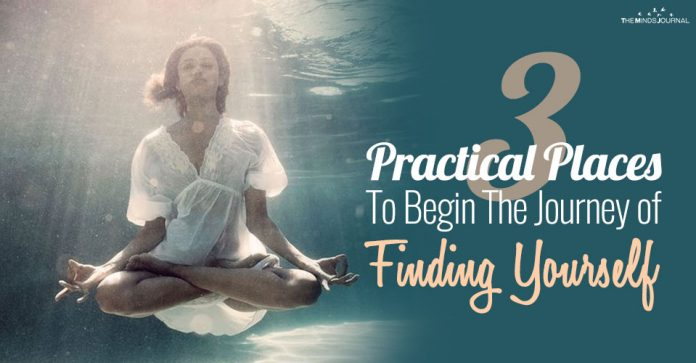 practical places to begin journey