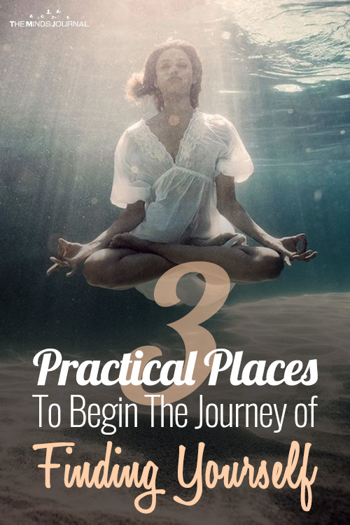 Places To Find Yourself
