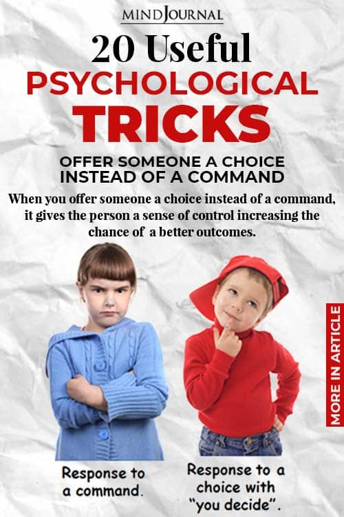 psychological tricks dealing with people pin