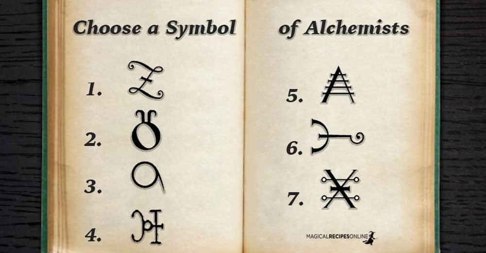 Symbol of Alchemists 1