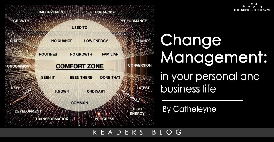 Change Management in your personal and business life