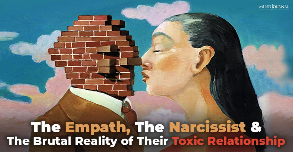 Empath Narcissist Brutal Reality Toxic Relationship