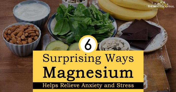 Magnesium – A Miracle Cure For Anxiety