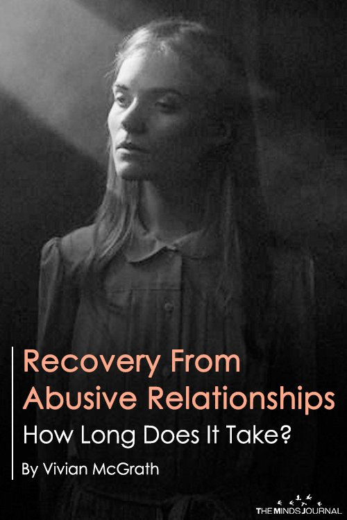 Recovery From Abusive Relationships. How Long Does It Take