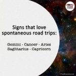 Signs That Love Spontaneous Road Trips