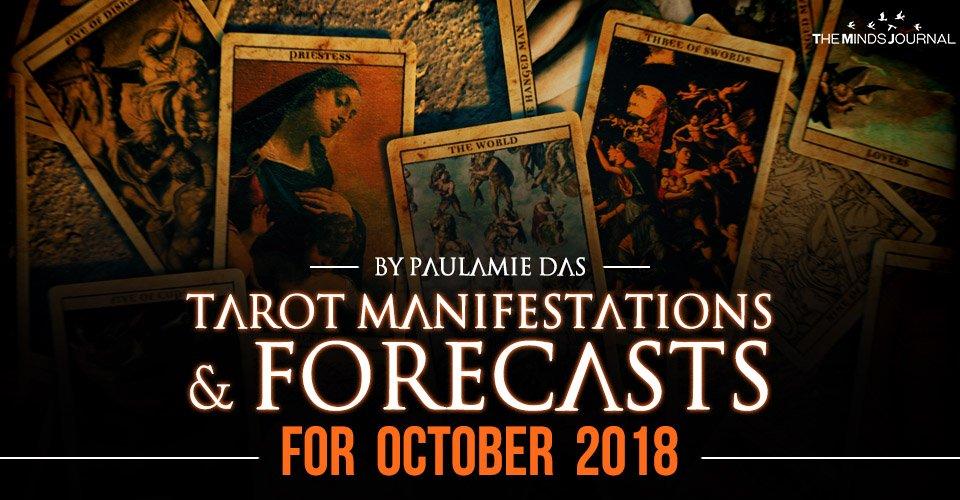 Tarot Manifestation Reading For October 2018