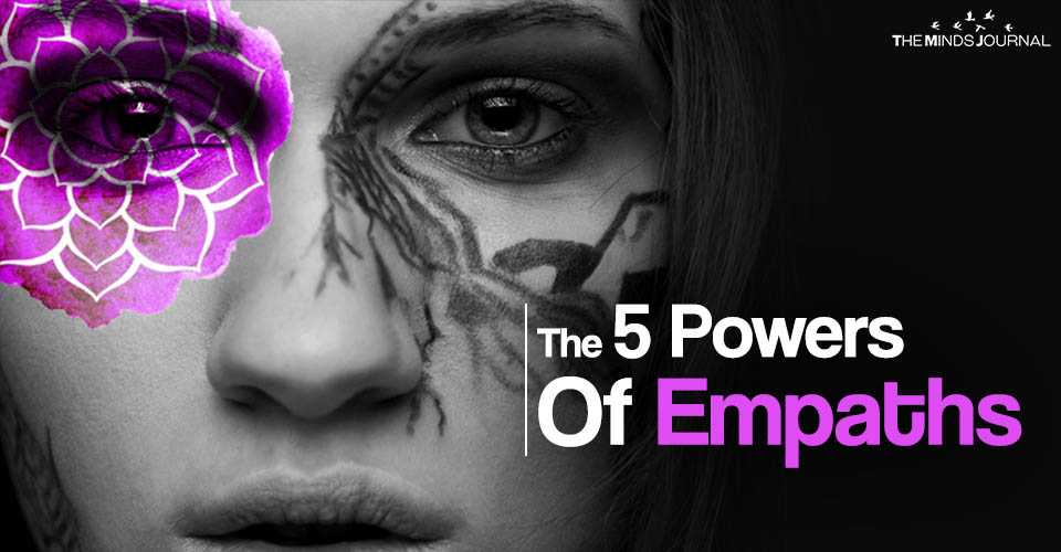The 5 Powers Of Empaths