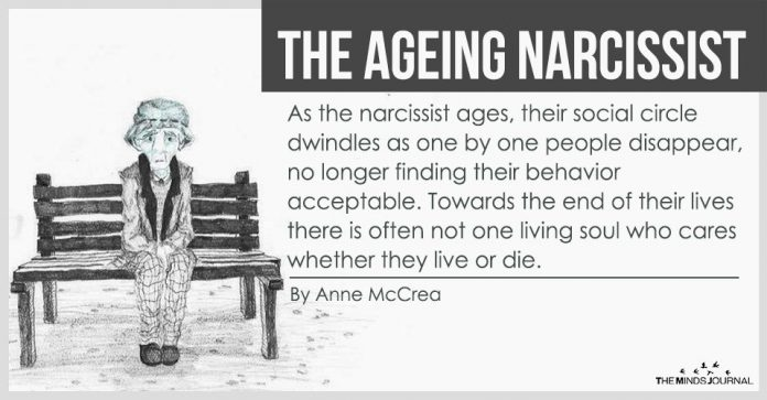 The Ageing Narcissist