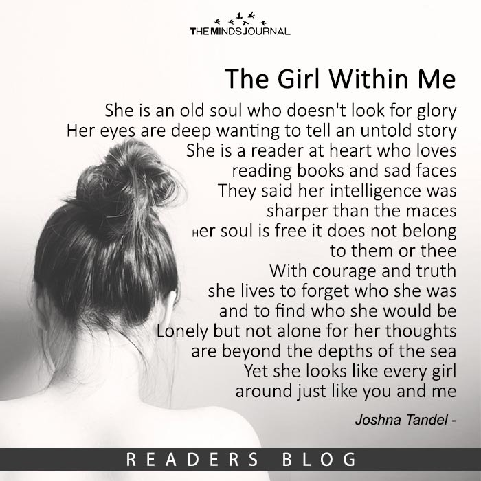 The Girl Within Me
