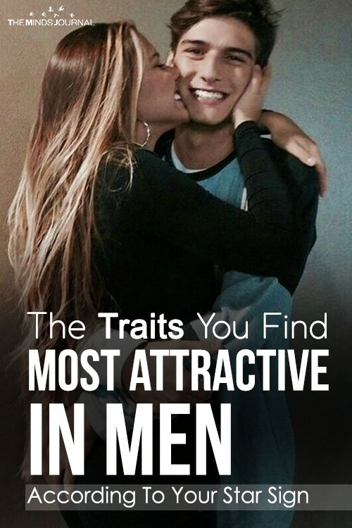 The Traits You Find Most Attractive In Men According To Your Star Sign