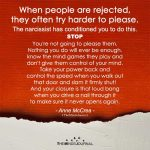 When People Are Rejected, They Often Try Harder To Please